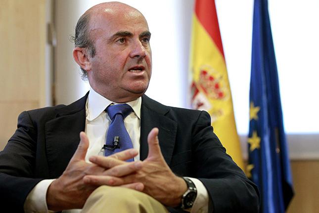 2017-04-20 Noticias Bancarias - De Guindos la unión de Bankia y BMN dará lugar a la entidad más solvente de España