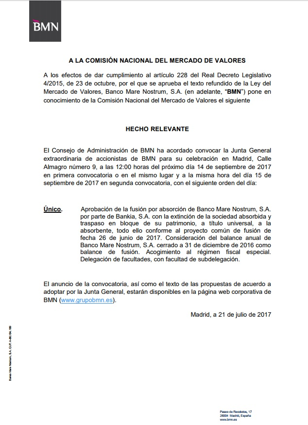 HR BMN 2017-07-21